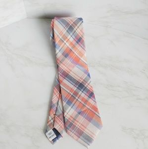 Izod Silk Plaid Tie